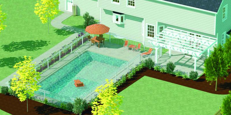 Burnett Pool-Layout